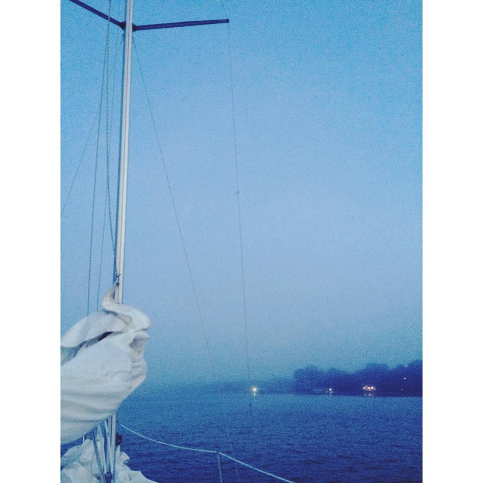 fog shipwreck naked