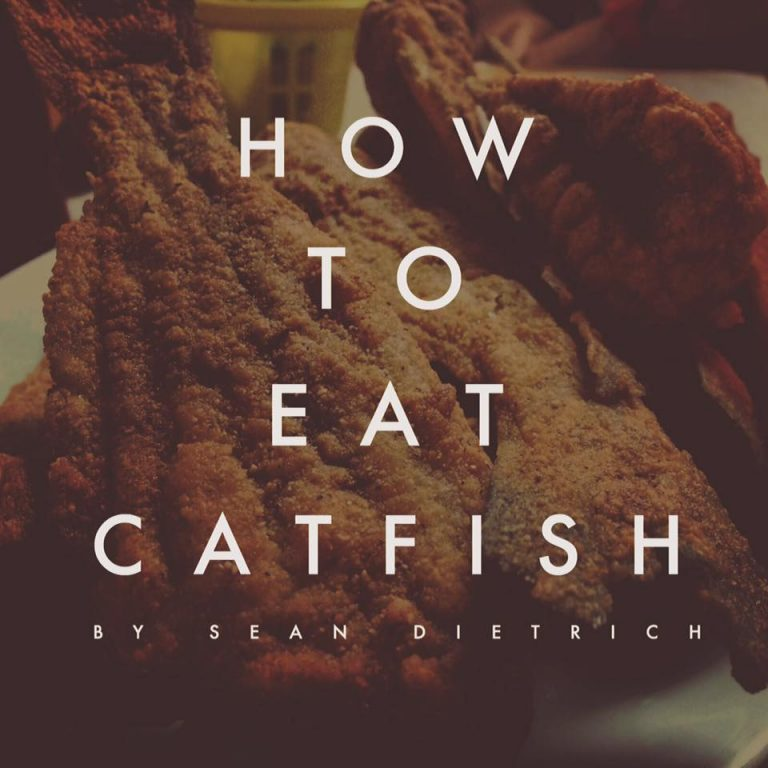 What does the bible say about eating catfish