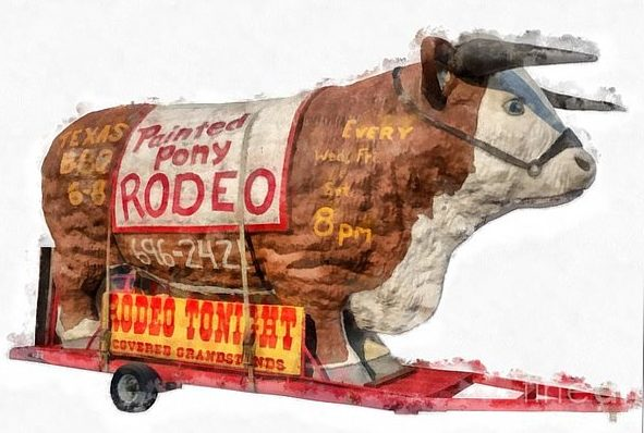 painted-pony-rodeo-lake-george-edward-fielding